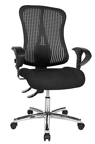 Preisvergleich Produktbild Topstar SITNESSHP BC00 Drehst.Sitness 90 schwarz