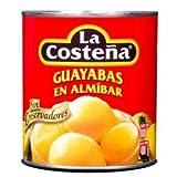 GUAYABA EN ALMIBAR 800gr LA COSTEÑA