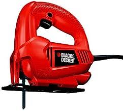Black & Decker Single Speed Jigsaw - Ks500-gb
