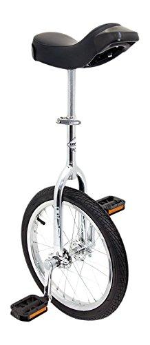 Indy Unicycles - Einräder in Verchromt, Größe 16-Inch