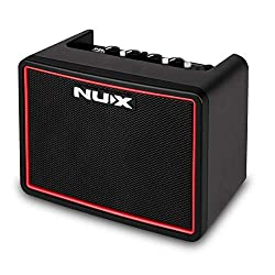 NUX Mighty Lite BT Portable Guitar Amplifier Review