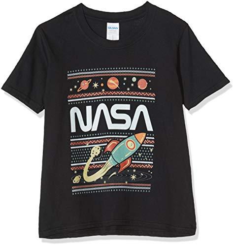 Brands In Limited Meisjes T - Shirt NASA Fair Isle