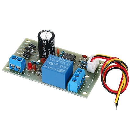 DIY sensor waterpeilindicator module 9-12 V AC of relaisregelaar 12-15 V DC wisselstroom, automatische regelaar voor waterpeilindicator