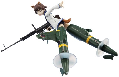 Bandai Tamashii Nations Armor Girls Project Strike Witches Yoshika Miyafuji Shin Den Version Toy Figure