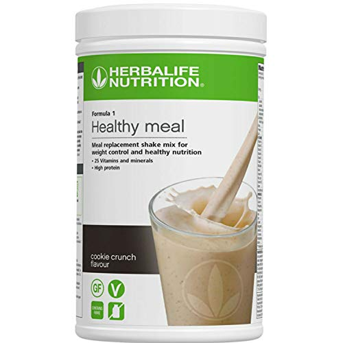 Herbalife Formula 1 Nutritional Shake Mix Cookies Crunch 550g