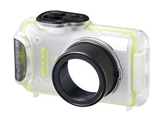 Canon WP DC310L - Carcasa para fotografía subacuática para Canon IXUS 220 HS, Transparente (B004N6T9ZY) | Amazon price tracker / tracking, Amazon price history charts, Amazon price watches, Amazon price drop alerts