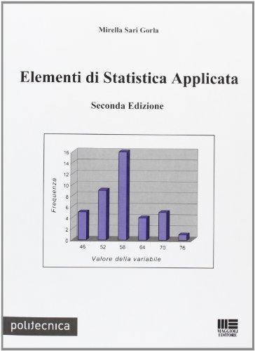 Elementi di statistica applicata
