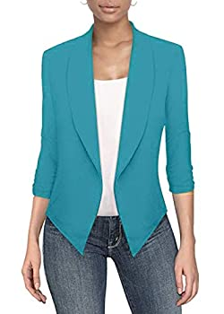 Best turquoise blazer womens Reviews