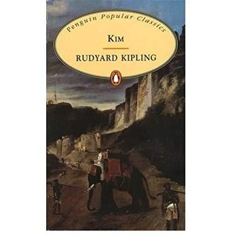 [Kim] [by: Rudyard Kipling] by Rudyard Kipling