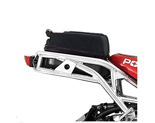 Polaris Snowmobiles Water-Resistant Rear Rack Bag
