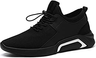 Boltt asian LigeroNation Men's Mesh Wonder-13 Black Sports & Running Shoes for Men & Boys - Casual Walking/Gymwear Shoe