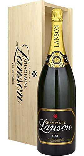 Lanson Black Label Brut NV Champagne, Jeroboam 3 Litre