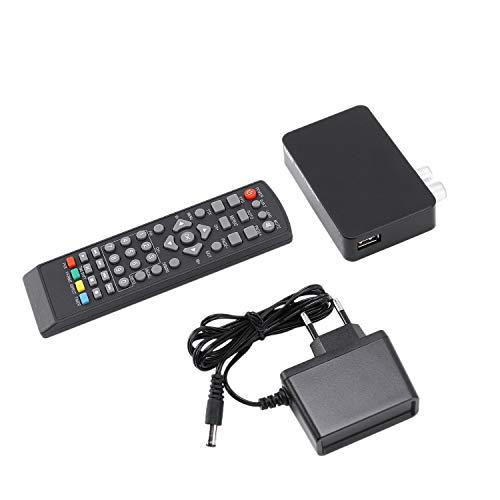 MLXG K2 DVB-T / T2 TV Ricevitore 3D Digitale Video Terrestre MPEG4 PVR HD 1080P Decoder TV Box (Spina EU)