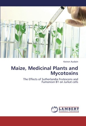 Maize, Medicinal Plants and Mycotoxins: The Effects of Sutherlandia Frutescens and Fumonisin B1 on Jurkat cells