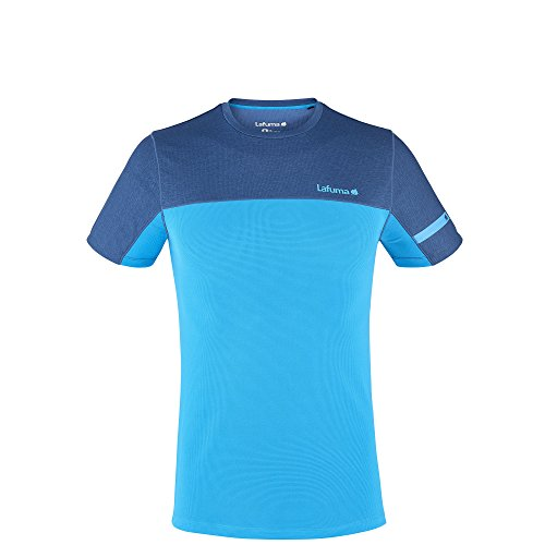 Lafuma Skim Tee T-Shirt Homme, Insigna Blue, FR (Taille Fabricant : XL)