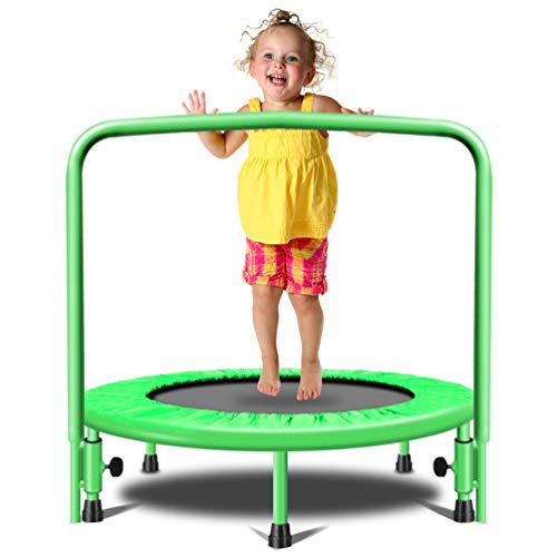 Fashionsport OUTFITTERS Portable Indoor Trampoline for...