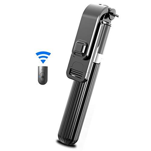 Palo Selfie Trípode Bluetooth,3 en 1 Mini Palo Selfie Movil con Bluetooth...
