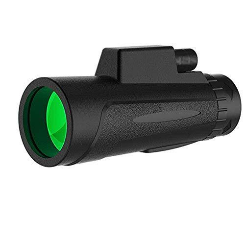 Außen 40X60 / 12X50 Alle Optik Hohe Vergrößerung HD Low Light Stufe Nachtsichtgerät Sight Mehrschichtige Breitbandbeschichtung jilisay (Size : 40X60)