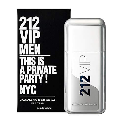 Carolina Herrera 212 Vip Men, Eau de Toilette, 30 ml