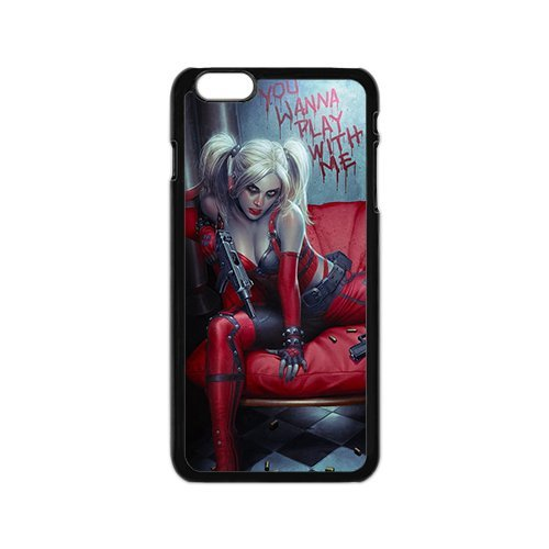41asPZ4aV-L Harley Quinn Phone Cases iPhone 6