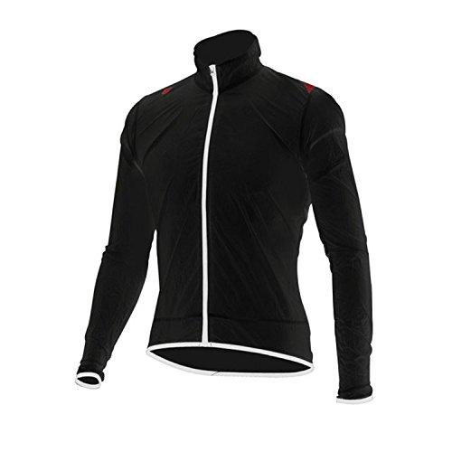 Sportful Reflex chaqueta de hípica para niños 2 negro negro Talla:Hot Pack 4 Jacket - Large