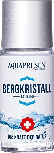 AQUAPRESÉN BERGKRISTALL AKTIV DEO 50 ml