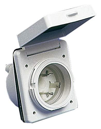 Osculati Steckdose für Landanschluss bis 30 Ampere