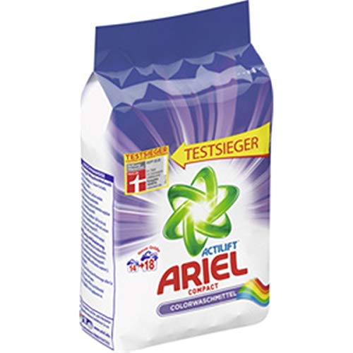 ARIEL Compact Waschpulver Color&Style, 18 WL, 1,35 kg