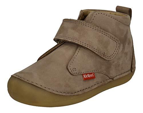 Kickers - Babyschuhe SABIO 739054-10-12 - gris, Größe:20 EU