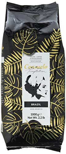 Kaffee in ganzen Bohnen, Consuelo Brazil - 1kg