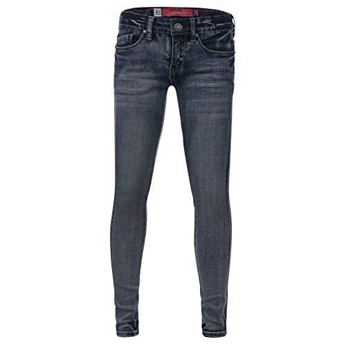 Blue Rebel | Mädchen Jeans Pyriet Comfy Skinny Spruce Wash Größe 134