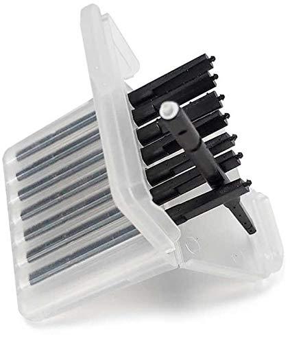 16x EWANTO Cerumenfilter (2x 8er Box) Wax Guards III wie CeruStop mit je einem Filter-Wechselstift, Wachsschutz, WaxStop, Ohrenschmalzfilter