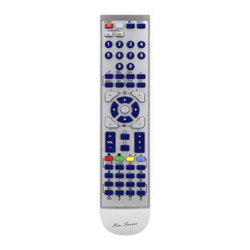 RM-Series Ersatz Fernbedienung Passend für RFT 72-4000H COLANI TV