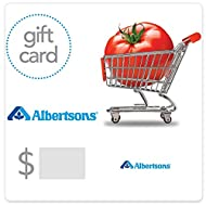 Albertson's Gift Card - Email Delivery