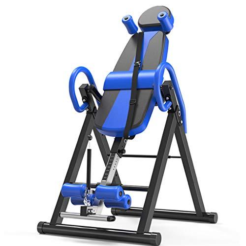 WGYDREAM Panca a Inversione Professional Inverted Tisch, reduziert Rückenschmerzen, Stress/verbessert Die Haltung und Flexibilität
