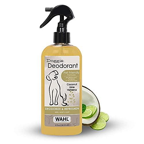 Wahl Doggie Coconut Lime Verbena Deodrant, 237 ml