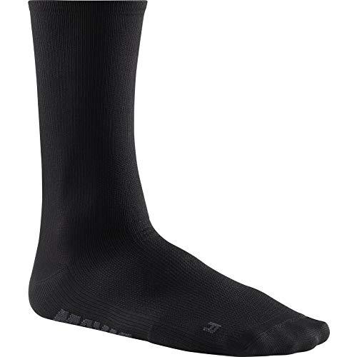 MAVIC Essential High Fahrrad Socken schwarz 2020: Größe: L (43-46)