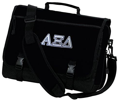 Broad Bay Alpha Xi Laptop Bag AZD Sorority Computer Bag or Messenger Bag