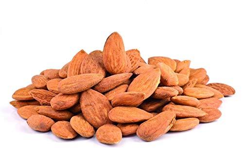 Almendras enteras Bio 1 kg con piel, crudas, no tostatods, sin sal, ecológicos, eco, orgánicos