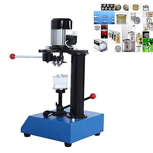 For Sale! JINYANG Preservation Portable Manual Metal Glass Can Seamer Sealing Machine