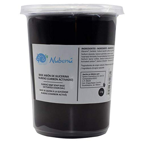 Base Jabon Glicerina marca Nubenú