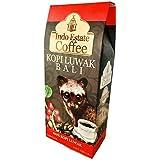 高級コーヒー豆 コピルアック KOPI LUWAK コピ・ルアク [Indo Estate Coffe] (粉状・細挽き/100g)