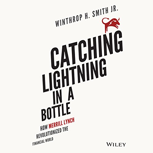 Catching Lightning in a Bottle audiobook cover art