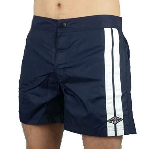 Bear Pantaloncini Corti Boardshort Boxer Mare Costume Bagno SS20 2760670800 Malibù Navy (38)