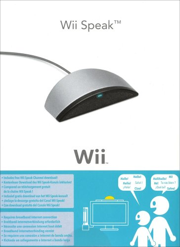 Wii Speak: Nintendo
