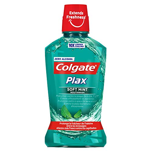Colgate Plax Multiprotección, Enjuague Bucal - 250 ml