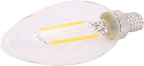 X-DREE AC 220V-240V 2W C35 LED Filament Lamp Bulb Dimmable E12 Warm White (6f76816a-a222-11e9-8d7c-4cedfbbbda4e)