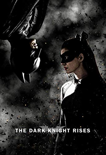 The Dark Knight Rises: Complete Screenplay (English Edition)