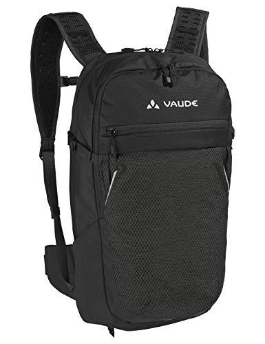 VAUDE Rucksäcke15-19l Ledro 18, Praktischer All Mountain-Rucksack, mit Regenhülle, black, one Size, 141610100