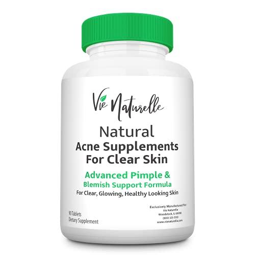 Acne Vitamins Supplements